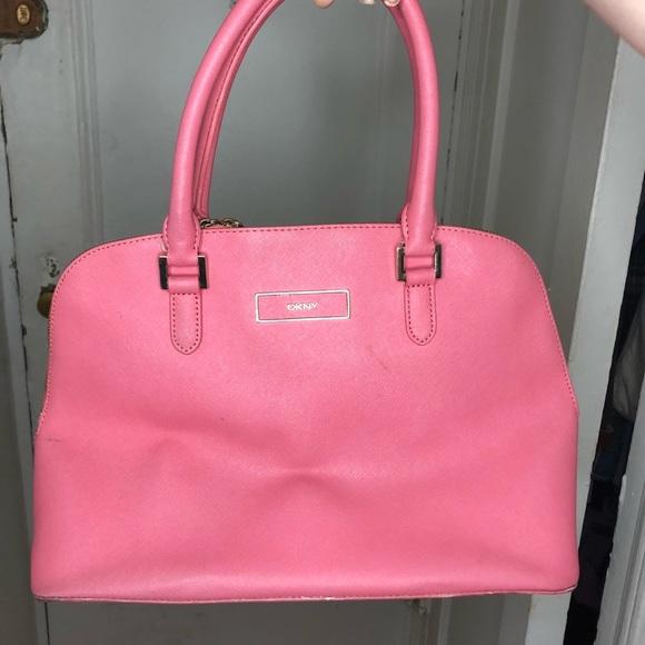 Dkny Handbags - Baby pink DKNY Bag